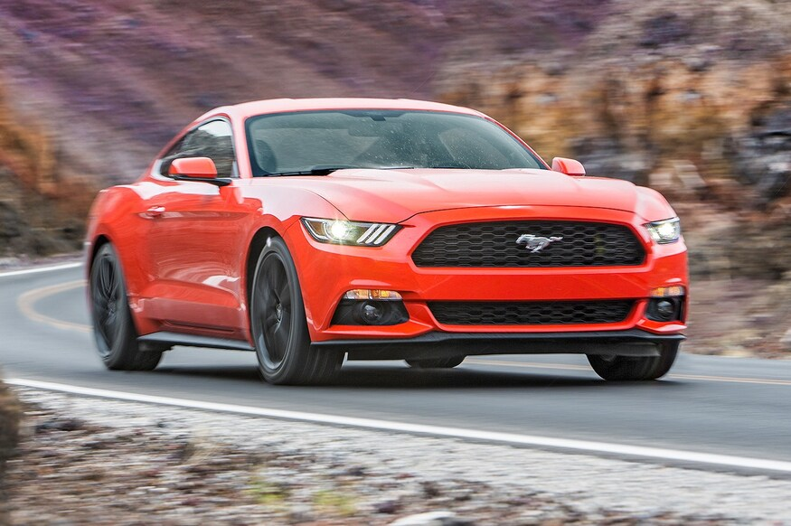 Model Overview: 2016 Ford Mustang Reviews and Specs | MotorTrend