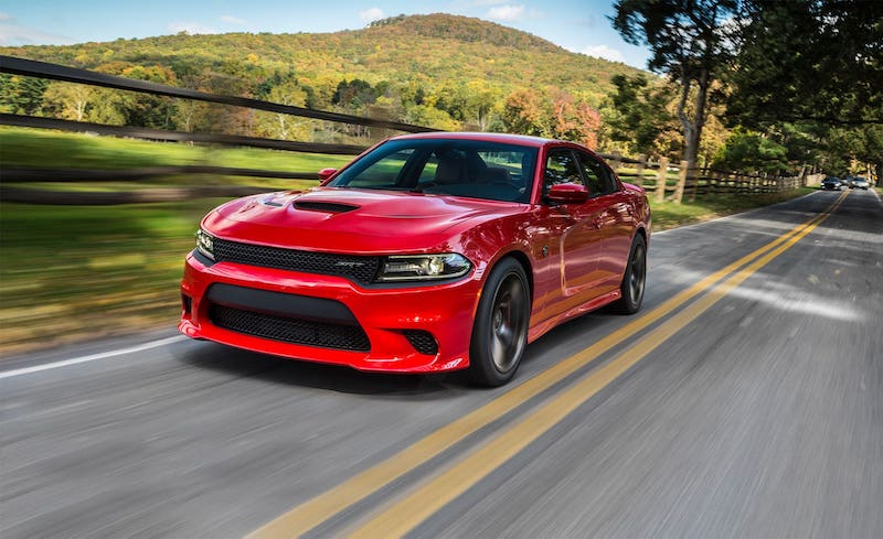 2017 Dodge Charger SRT Hellcat | Photo Source: Car and Driver