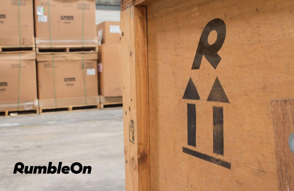RumbleOn shipping