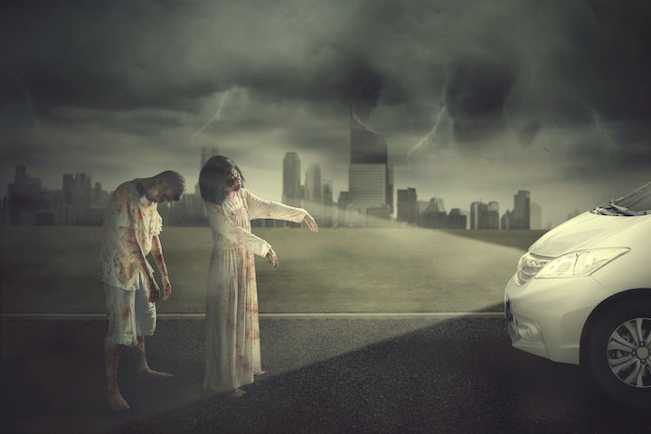 What should you drive in the zombie apocalypse?