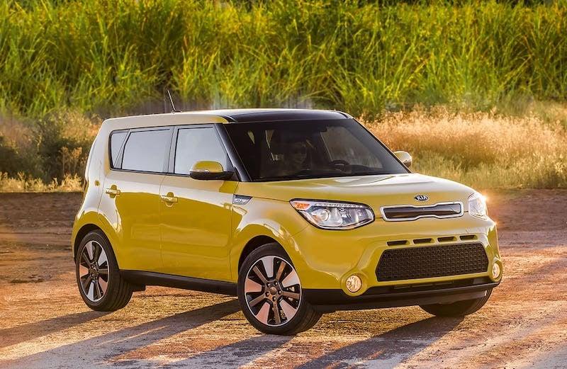 2015 Kia Soul | Photo Source: AutonationDrive.com