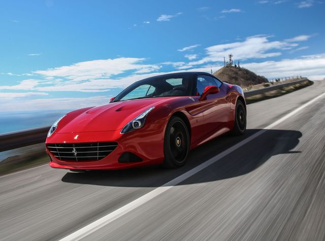 2017 Ferrari T California | Photo Source: Car and Driver