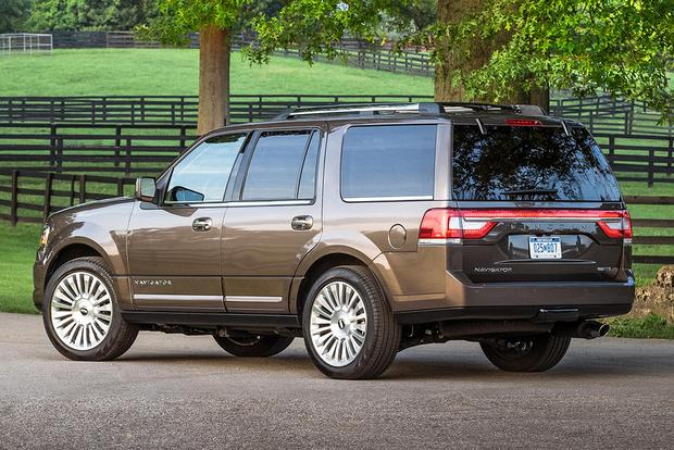 2017 Lincoln Navigator | Photo Source: AutoTrader.com
