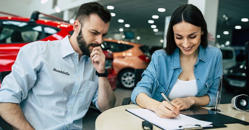 Leasing or buying a used car