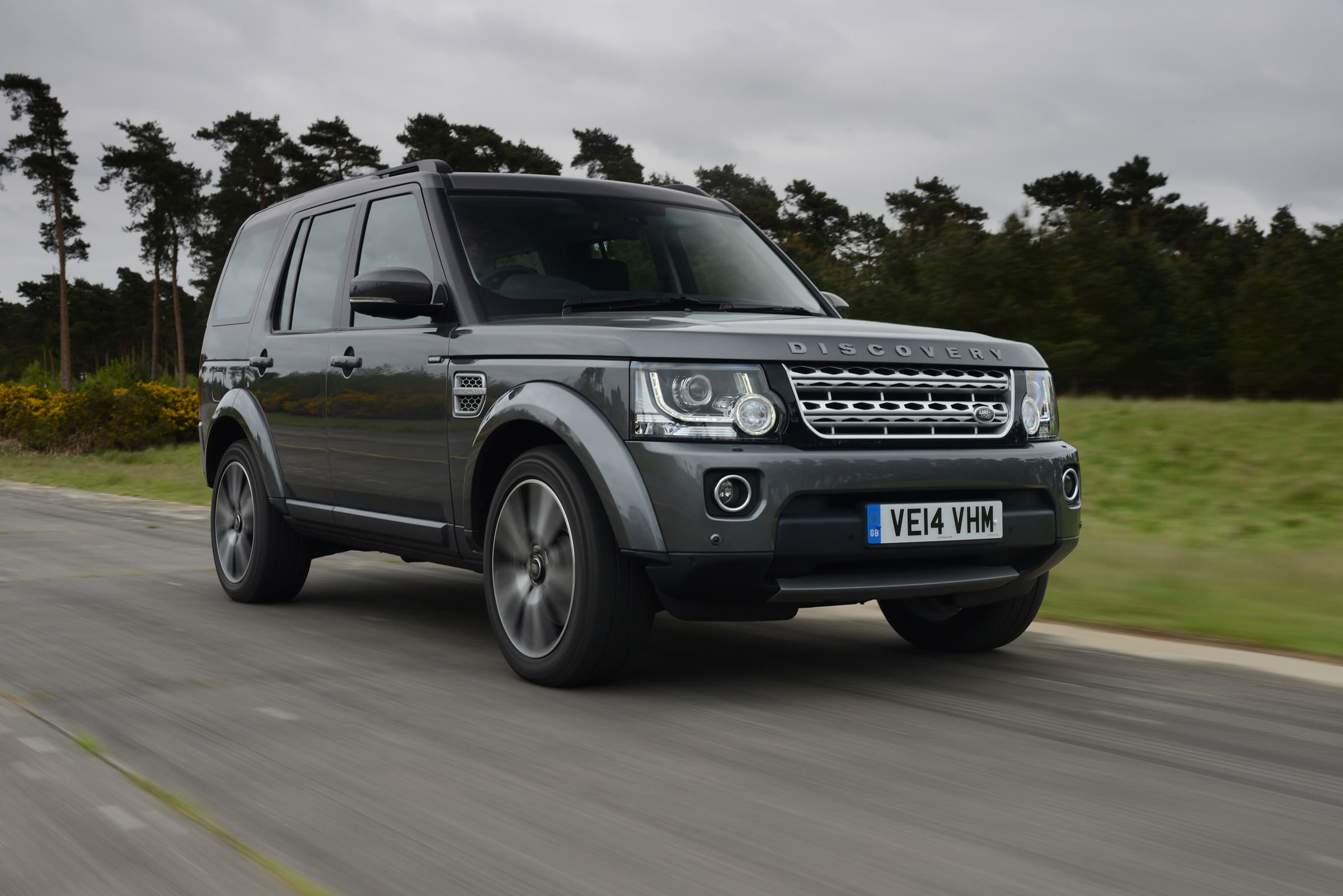 2008 Land Rover LR3 | Photo Source: AutoExpress.uk