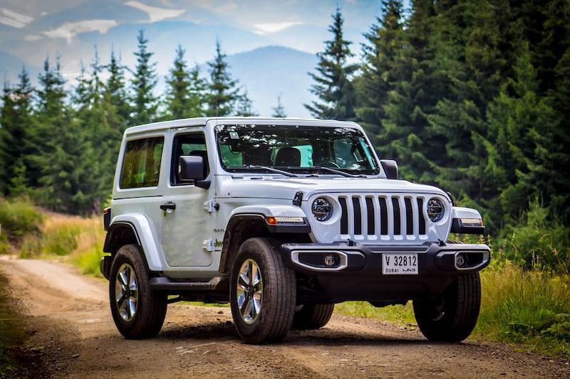 2019 Jeep Wrangler | Editorial credit:Tom B Paye/Shutterstock.com