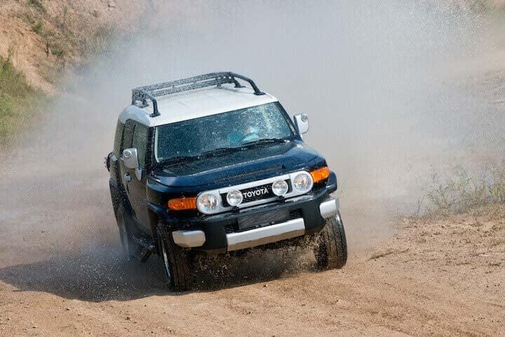 Toyota FJ Cruiser | Editorial credit: Suvorov_Alex / Shutterstock.com