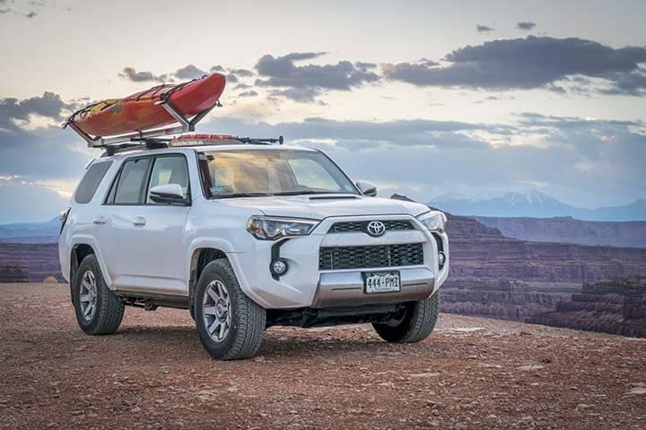2016 Toyota 4Runner Overview | Feature Photo Editorial Credit: marekuliasz / Shutterstock.com