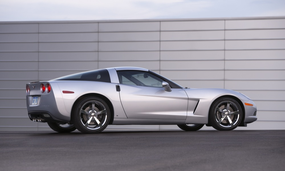 2010 Chevrolet Corvette coupe | Photo Source: GM Authotority.com