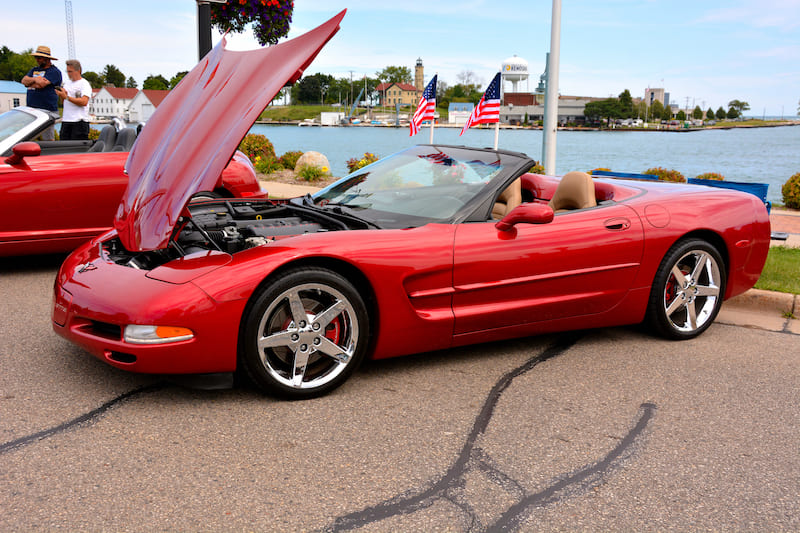 Fifth generation Corvette | Editorial credit: Tony Savino / Shutterstock.com