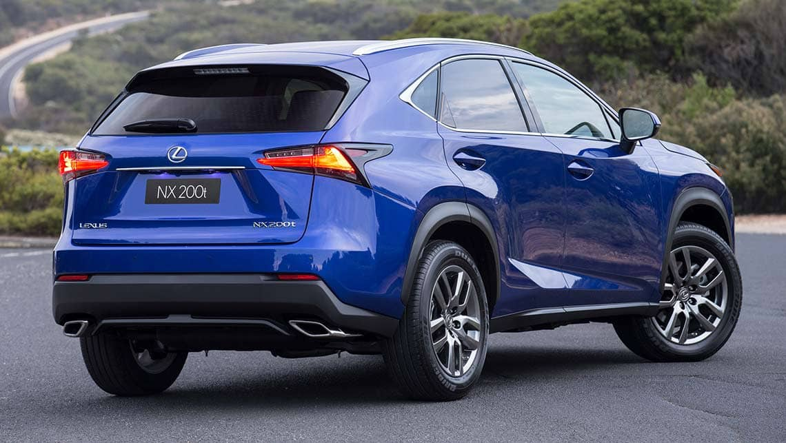 Lexus NX 200t Luxury | Photo Source: Carsguide