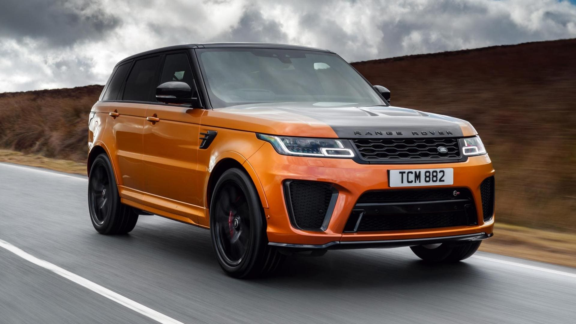 Range Rover Sport | Photo Source: Top Gear