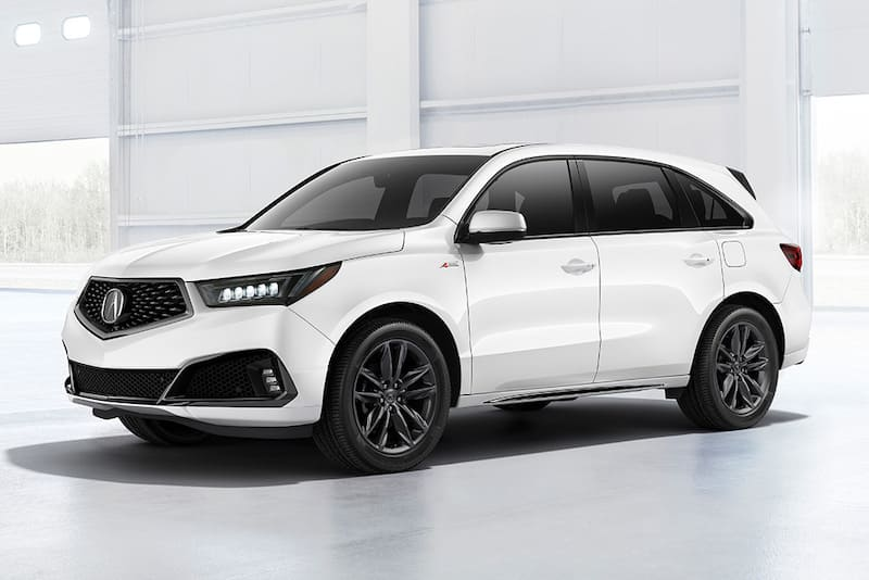 2020 Acura MDX | Photo Source: Autotrader.com