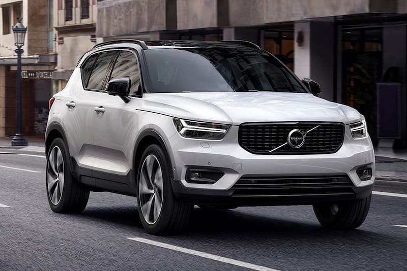 2020 Volvo XC40 | Photo Source: Autotrader.com