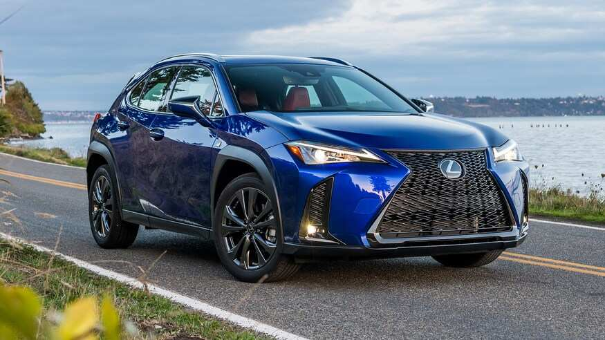 2020 Lexus UX-250H | Photo Source: North Atlantic Drift