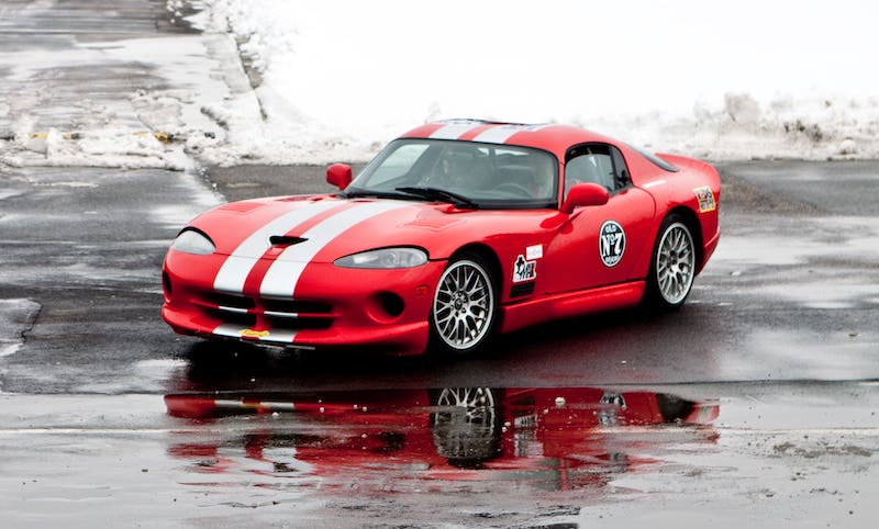 Dodge Viper | Editorial credit: TACHEFOTO / Shutterstock.com
