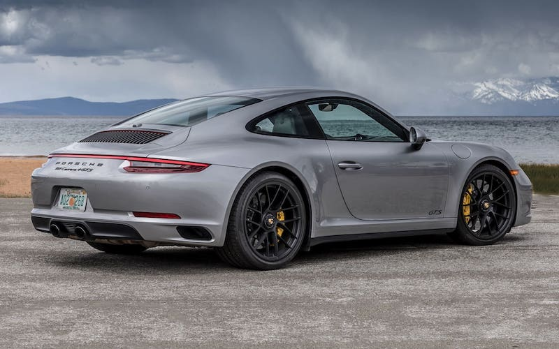 Porsche 911 Carrera | Photo Source: Cryptoemporieum