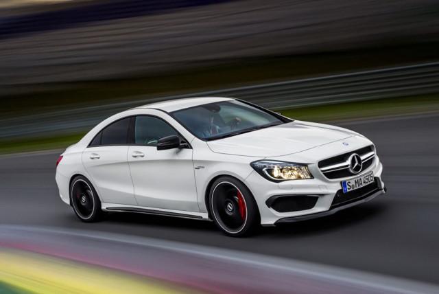 2019 Mercedes-Benz AMG CLA 45 | Photo Source: Dinside.no