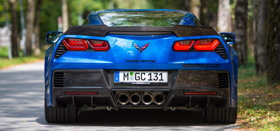 2015 Chevrolet Corvette | Photo Source: Automobiles Review