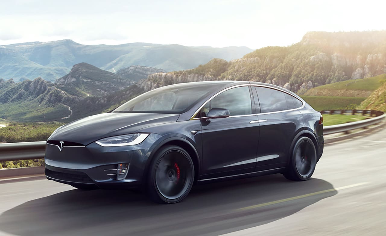 Tesla Model X | Photo Source: MankindUnplugged.com