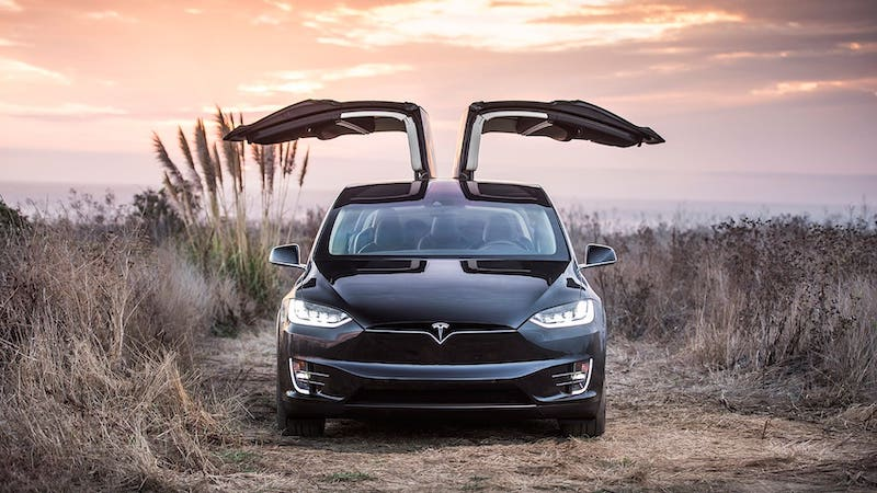 2018 Tesla Model X | Photo Source: CarMagazine.co.uk