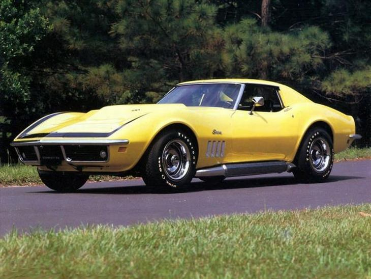 Best classic cars: 1969 Chevrolet Corvette ZL-1
