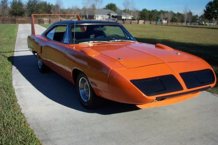 Classic cars we love 1970 Plymouth Hemi Superbird