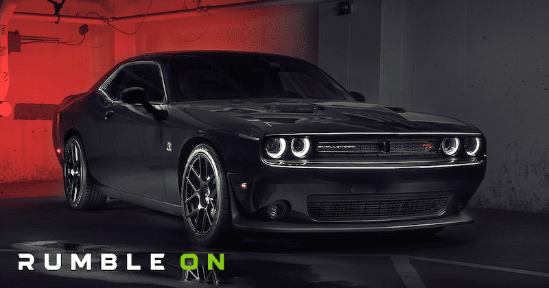 Model Overview: 2015 Dodge Challenger