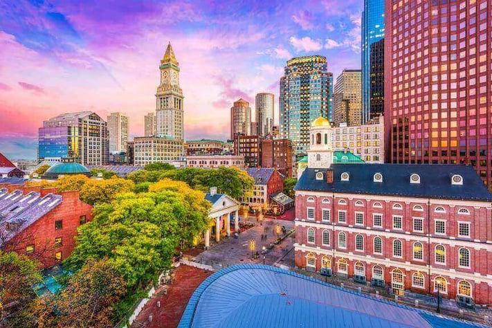 Adventure Destination: Boston, Massachusetts