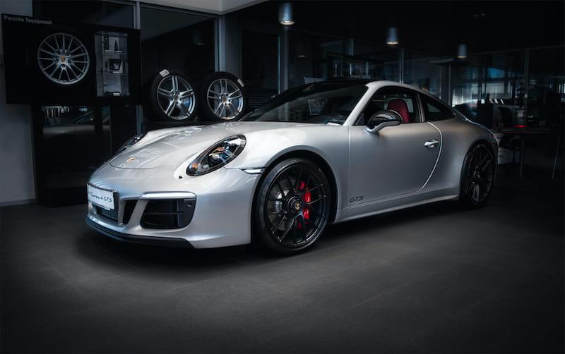 2018 Porsche 911 Carrera | Editorial credit: Krystyna Taran / Shutterstock.com