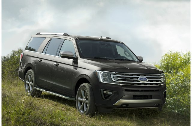 2020 Ford Expedition w/FX4 Off-Road Package