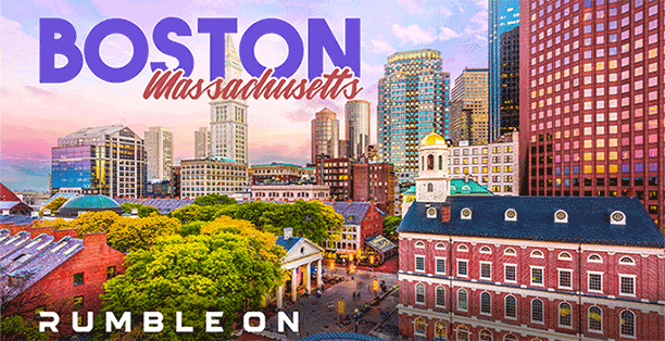 Adventure Destination: Boston, Massachusetts
