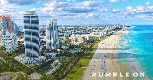 Adventure Destination: Miami, Florida