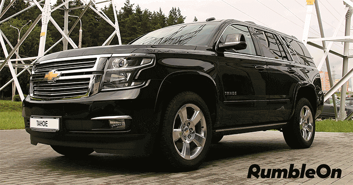 2016 Chevrolet Tahoe reviews and specs