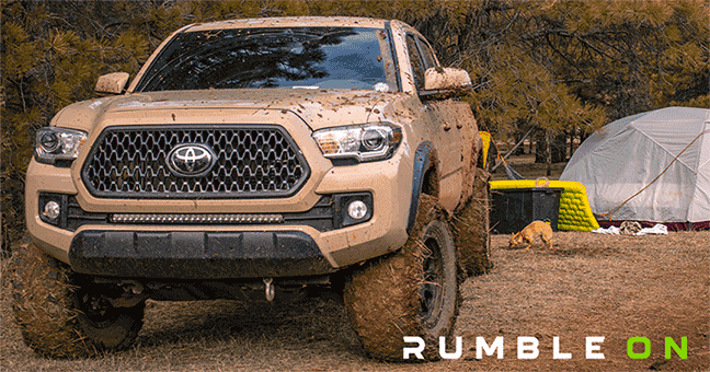 Model Overview: 2018 Toyota Tacoma TRD Sport Reviews and Specs