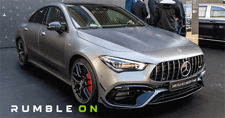 Review of the 2019 Mercedes-Benz AMG CLA45